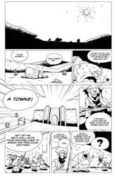 Shitworth the Goblin page 1 by boybogart
