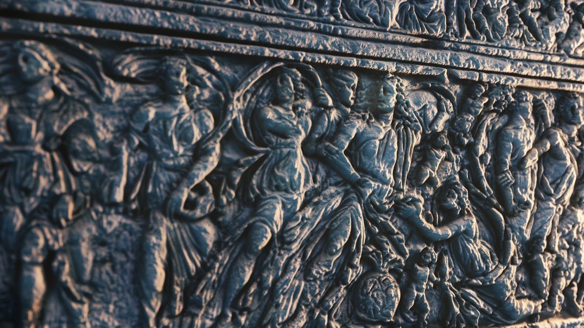 Stone Relief by PeriDigital
