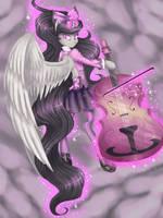 Princess of symphonies by MantaTheMisukitty