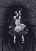 Ghost Girl by MantaTheMisukitty