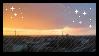 Sunset [stamp] by MantaTheMisukitty