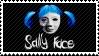 Sally Face [stamp] by MantaTheMisukitty