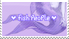 Fish stamp by MantaTheMisukitty
