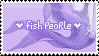 Fish stamp by MantaTheMisukitty