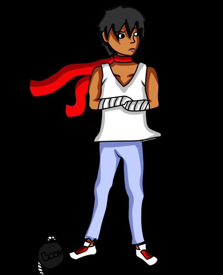 Mai - the ninja girl by Xxserasvictoria12xX