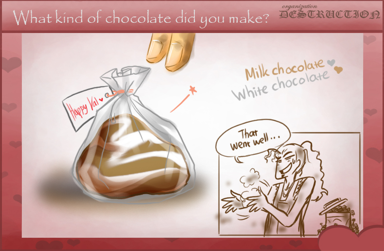 Chocolate? by lupitard