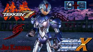Tekken 7 - Megaman X mod