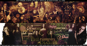 The Vampire Diaries project