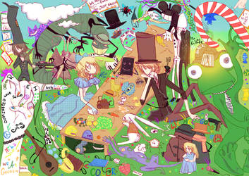 NEVERLAND colorful Version by ReiKoritsu
