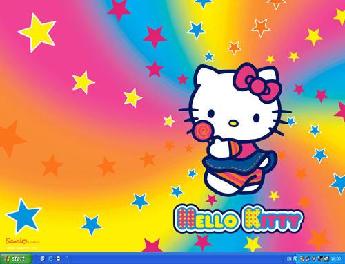 --x-- Hello Kitty --x-- by akiraa