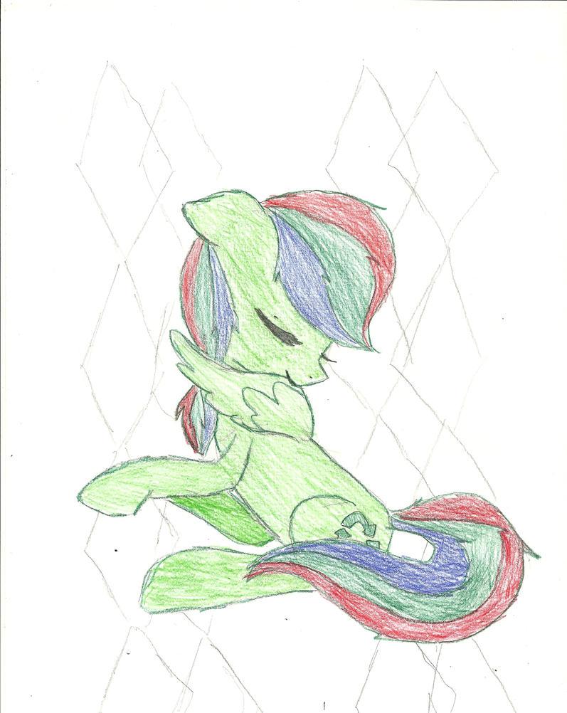 Sweety Greeny by K0MPY