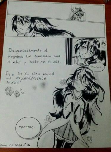 Kokoro no Naka page 5 END by KiriuyTomoe
