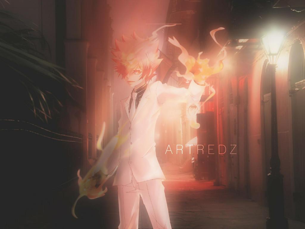Fire Blaze. by Artredz