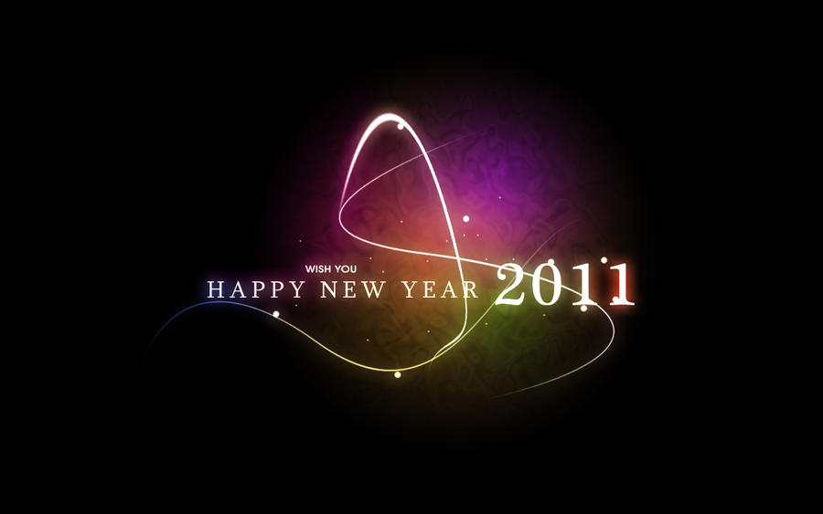 Wish You Happy New Year 2011