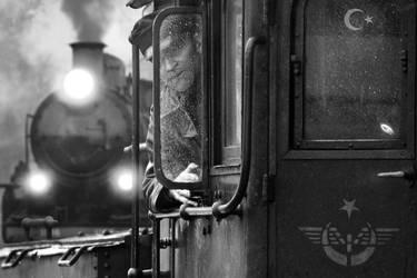 Railroad by erdalkinaci