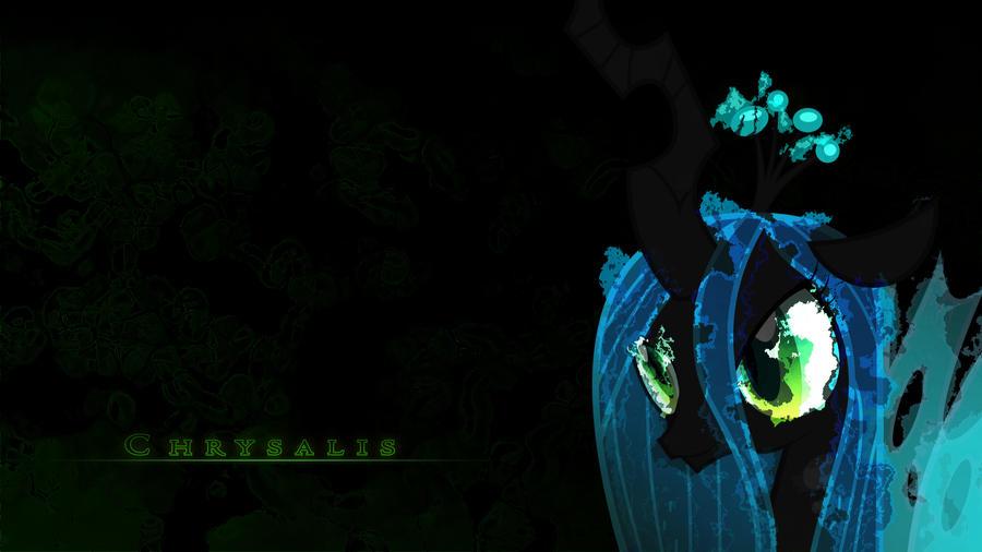 Chrysalis Wallpaper by MoonArt by eryk955