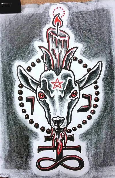 Goat by urtkayart