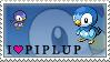 I Heart Piplup by YogurtPockets