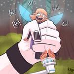 Fairy Feet Tickle