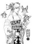The Butterfly Empress by Hikaru-Ryuuen