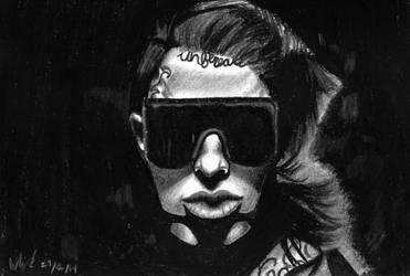 Ronnie Radke by Rybarsicle