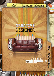 CV cover by yamen888
