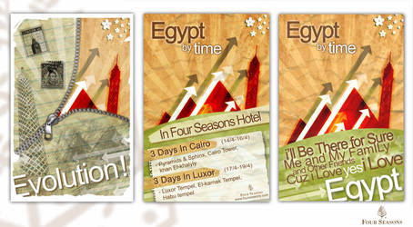Four Seasons in Egypt by yamen888