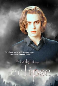 Eclipse Poster - Jasper Hale