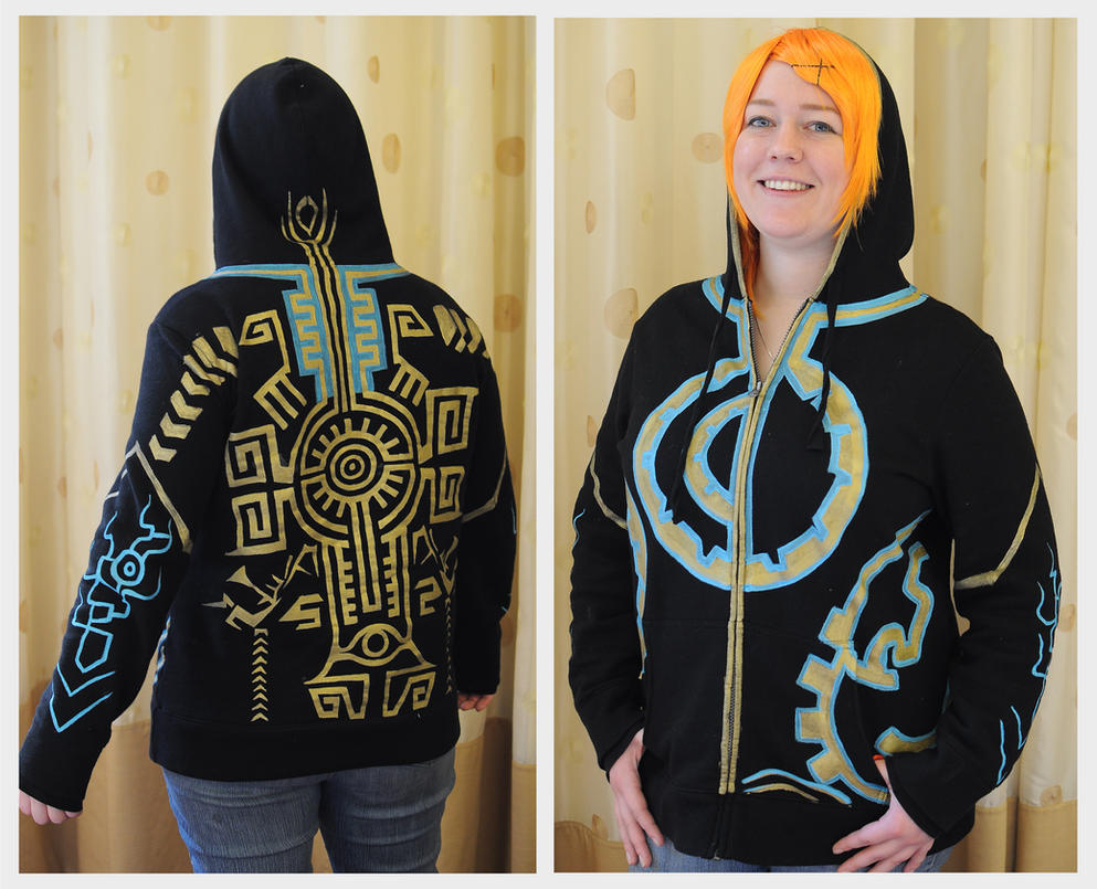 Midna Hoodie by IAmNotAPorkChop