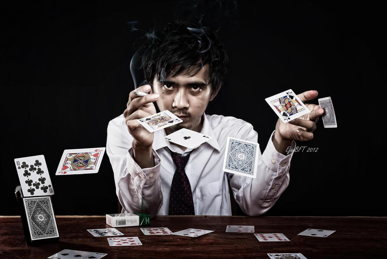 master gambler