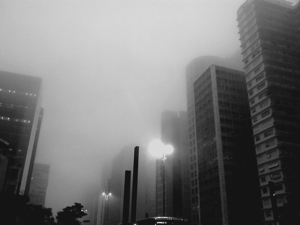 Monochrome Skies by AtEternitysGate