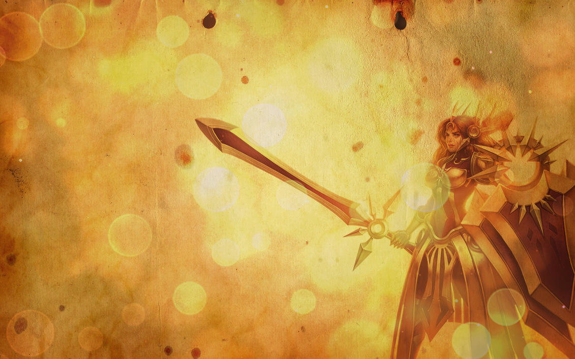 leona wallpaper fan art - photo #30