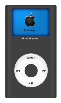 iPod Shadow