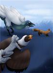 Eon and Ferocity Galyx Hunt
