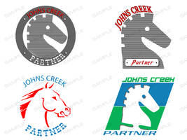John Creek Logo by acelogix