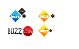 buzz clue logo by acelogix