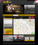metrospotz website design