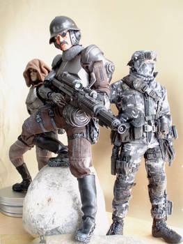 Major Bludd Heavy Arms