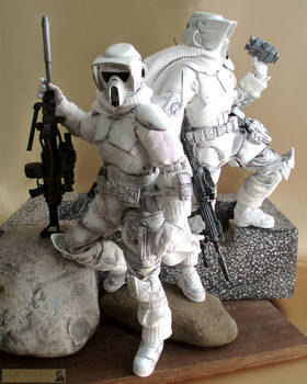 Imperial Scout Sniper Platoon