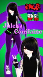 MMD Miraculous - TDA Juleka Couffaine DL by RinKiss255