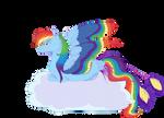 Relaxing Rainbow