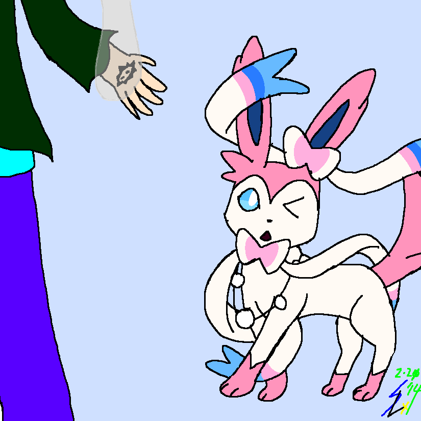 Sylveon TF by SmartLuxray