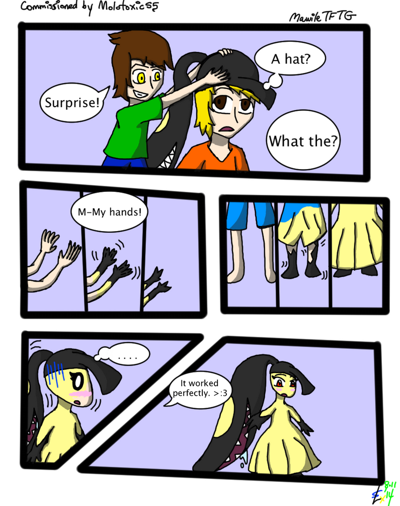 Mawile TF TG by SmartLuxray