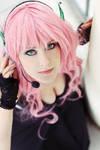 Vocaloid: Luka