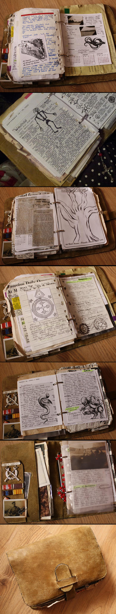SPN: John's Journal by Magoro