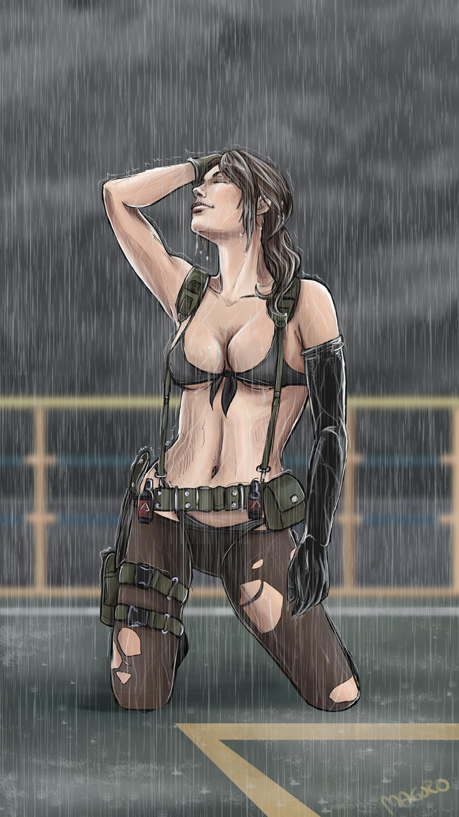 MGSVTPP: Quiet by Magoro