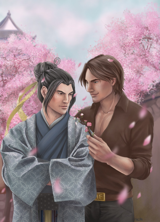 Young McHanzo by Magoro