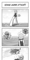 KamiGan #32 - Sonne under attack?!