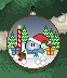Emoticonist Advent Calendar Ornament 25 by cejohnson356