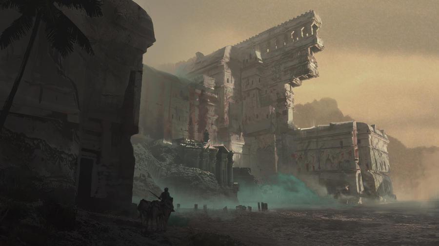Ancient Civilization by freelex30